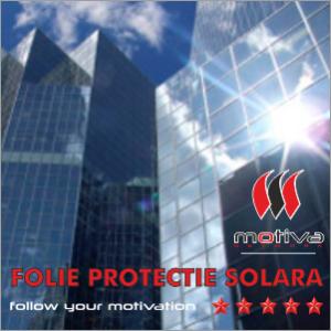 FOLIE PROTECTIE SOLARA REFLEXIVA